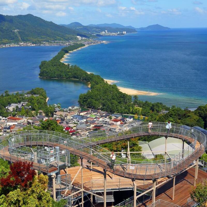 KYOTOSIDEライターが教えるオススメ観光散策①「海の京都」天橋立満喫コース