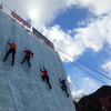 岩根山荘 アイスクライミング