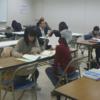 2/12の授業報告&面接練習