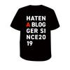オリジナルTシャツ制作。
