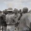 1945年4月20日『後方で進む基地建設』