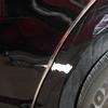 マークX(ドア・クォーターパネル)キズ・ヘコミの修理料金比較と写真