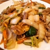 華龍飯店 上ホルモン炒め・魚香肉系(甘辛口)