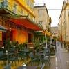 ゴッホの『夜のカフェテラス』を訪ねて:アルル、フランス