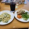 キハチカフェで、誕生日のお祝いランチ!
