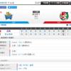 2019-08-18 カープ第114戦(横浜スタジアム)●0対1 DeNA(57勝54敗3分)好投九里を見殺しにする打線に怒り。