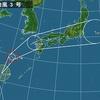 梅雨前線が大暴れ!しかも台風3号も!!