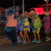 【2019.6/21~23HKDL旅行記】6/22⑨HKDLマジックアクセス  サマーパーティー  Stitch's summer dance party