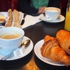 フランス旅「のんびりパリの街歩きへ!優雅な朝食とムール貝で満たされる夜!」