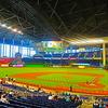 【メジャーリーグ観戦2】マーリンズの本拠地でイチロー選手を観戦!マイアミでのMLB観戦1日目