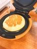 【はくばく】「大麦と野菜のホットケーキミックス」をホットケーキ用ホットプレートで焼いてみた。