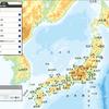 自然災害リスクがすぐにわかる地理院地図を見てみた