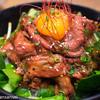 ローストラム丼、本当に美味しいので一度食べてみてください!