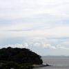 8月22日の竹島海岸