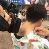 「渋谷でフリーハグ企画やったら体毛を晒す事になった」