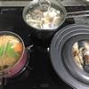 月曜:兼業夫婦の豚汁と焼き鯖