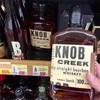サントリークラフトバーボン KNOB CREEKを飲んでみた。