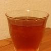 水出し紅茶、至福の一杯