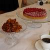 フランボワーズのタルト~藤野真紀子先生のお菓子教室