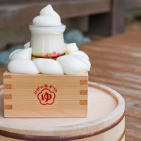 【加賀温泉】ぷりん専門店「かがの湯ぷりん」!賞味期限5分の「泡泡泡ぷりん」をいただいてきました