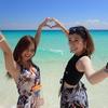 プーケット女子旅といったら、インスタ映えスポットで人気の『ピピ島』で決まり☆