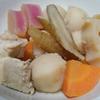 レクチンフリー根菜の甘煮