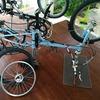 【自転車ブログ】パンク修理&FRハブのグリスアップ