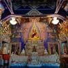 バンコクのナニコレ珍百景寺ワット・パリワット(Wat Pariwat)通称ベッカム寺院