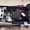 【超簡単】BMW S1000RR(2015)のバッテリーを交換しました。交換方法の解説も!(S1000R)