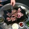 韓国で焼肉食べて来ました!!