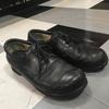 靴の履き間違いが発生しました