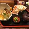 諏訪の名物 味噌天丼