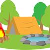 南アルプスを眺められるキャンプ場 ~ファミリ-キャンプの勧め~