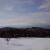 年末年始雪景色
