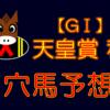 【GⅠ】天皇賞・秋 結果 回顧