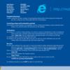 modern.ie で配布している IE テスト用バーチャルマシンのライセンス期間を延長する方法は VM のデスクトップの壁紙に書いてある