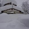 予想以上の大雪に 春は名のみと