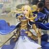 【アリス フィギュア】『SAO』アリスのデコマスフィギュアを見て来た!【わんだらー フィギュア】