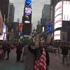夜のNYC、タイムズスクエア、チェルシー界隈まで行ってきた。(NY編)