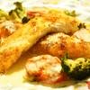 真鱈のパネ クリームマスタードソース