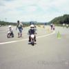 親子でモーターサイクリストを楽しむ