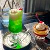【2020.08 米沢旅行記⑤】米沢カフェでクリームソーダと新幹線。