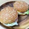 【ハンバーガー弁当】