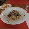 亥年だからジビエを食べたい11 イルボッツォロ「白山麓猪と香味野菜の赤ワイン煮込みソースタリアテーレ」