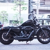 中古車情報 2012 XL883N DENIM BLACK