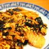 シンプル、簡単、うまうまキムチ炒飯☆