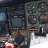 久しぶりに飛行機を運転しました。