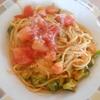 太子町のレストラン「サイゼリヤ」で「エビとブロッコリーのオーロラソースパスタ」を食べた感想