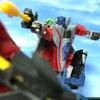 Combat mania.ロボットマスターズ RM-20 航空砲兵 イクスガンナー