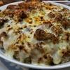 【火星カレー】池袋のコクウマ地層カレー!こんがりチーズ&とろうまルー&柔らか肉をもぐもぐと!